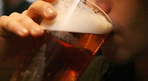 The rate at which pubs are closing down is slowing (Johnny Green/PA)