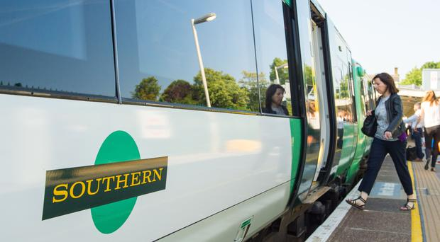 Southern services are among those affected by the signalling failure (Dominic Lipinski/PA)