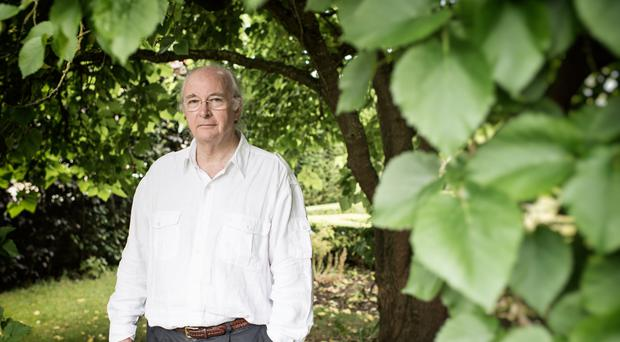 Philip Pullman, who is supporting a Woodland Trust competition, said he is concerned about testing in schools (Philip Formby/Woodland Trust/PA)