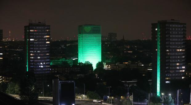The Grenfell probe continues (Jonathan Brady/PA)