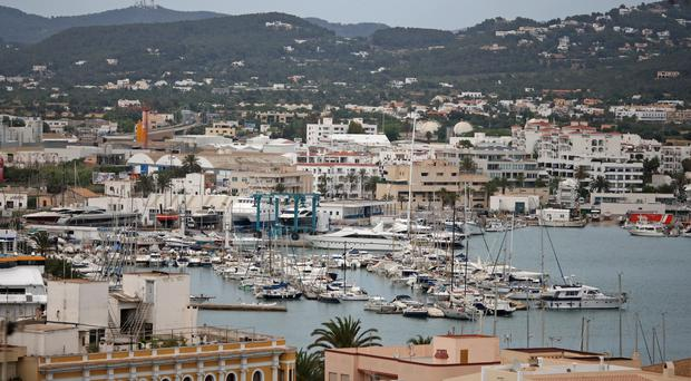 The teenager died in Ibiza (Chris Radburn/PA)