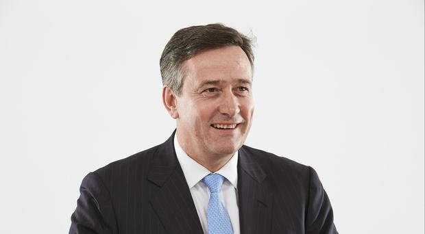 Andrew Bester has been appointed as the Co-op Bank's new chief executive (Co-operative Bank/PA)