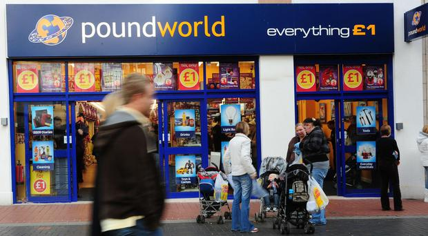 Poundworld fell into administration on June 11 (Anna Gowthorpe/PA)