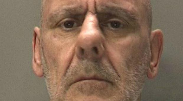 Robert Brown, 53, who killed brothers Corey and Casper Platt-May, aged six and two, in a hit-and-run just six days after being released from prison. The 53-year-old may have his sentence increased by Court of Appeal judges (PA/West Midlands Police)