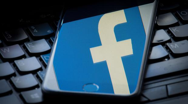 The ICO said Facebook broke the law by failing to be transparent about how people's data was harvested by others (PA)
