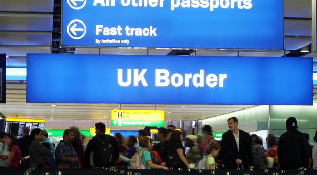 Heathrow's boss has criticised delays checking passports (Steve Parsons/PA)
