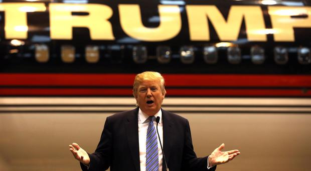 Donald Trump is likely to use Prestwick Airport during his visit to Scotland (David Cheskin/PA)