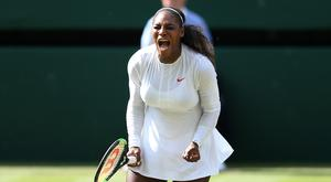 Serena Williams failed in her bid to win another Wimbledon title (Steven Paston/PA)