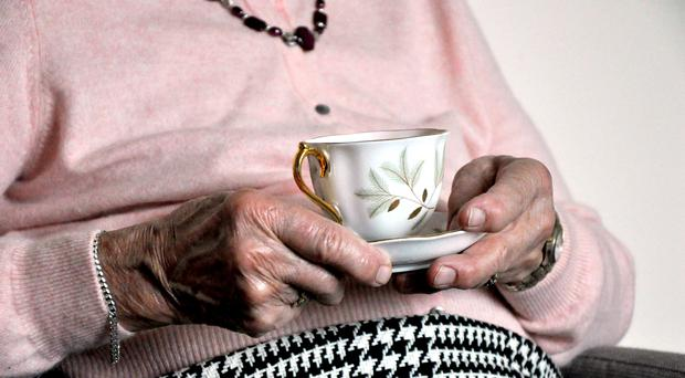 Barchester has 200 care homes that house 11,000 people (PA)