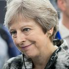 Prime Minister Theresa May open Farnborough International Airshow in Hampshire on Monday (Matt Cardy/PA)