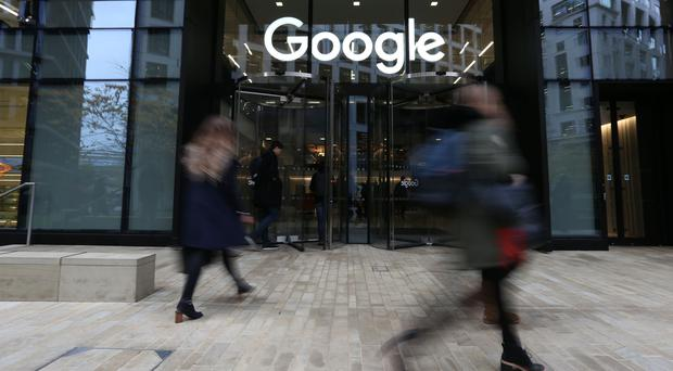 Britons can now search for jobs via Google (Jonathan Brady/PA)