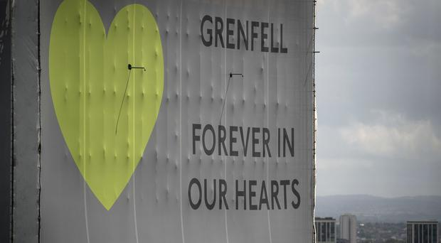 Seventy-two people died as a result of the fire on June 14 last year (Victoria Jones/PA)