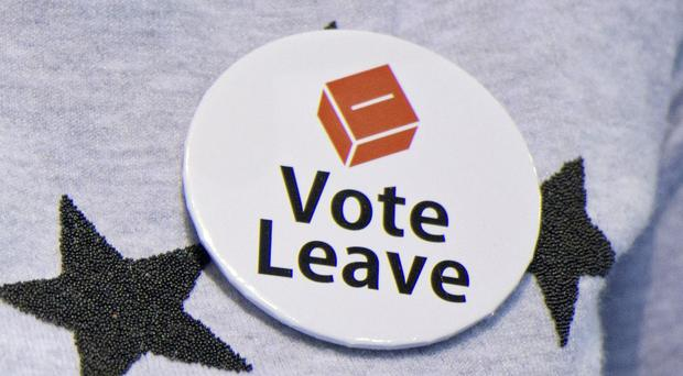 Vote Leave has been fined (John Linton/PA)