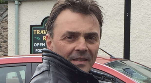John Dent, from Northumberland, was killed in a crash near Jedburgh in the Scottish Borders (Police Scotland/PA)