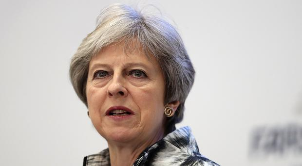 Theresa May's Brexit challenges will continue on Wednesday (Matt Cardy/PA)