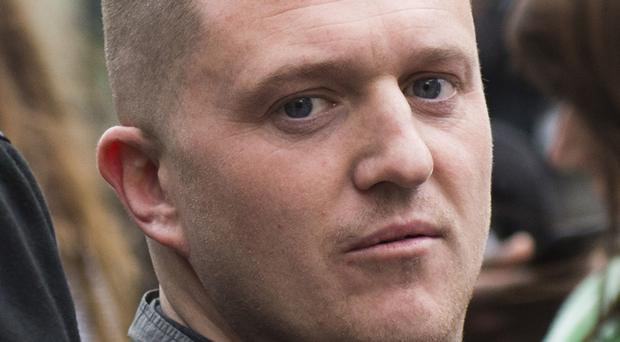 English Defence League founder Tommy Robinson is to appeal against his 13-month jail term for contempt of court (Ben Stevens/PA)