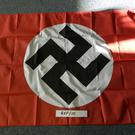 A Nazi flag shown to the jury in the trial of four men accused of membership of National Action, which was banned in December 2016 for supporting the murder of MP Jo Cox (Greater Manchester Police/PA)