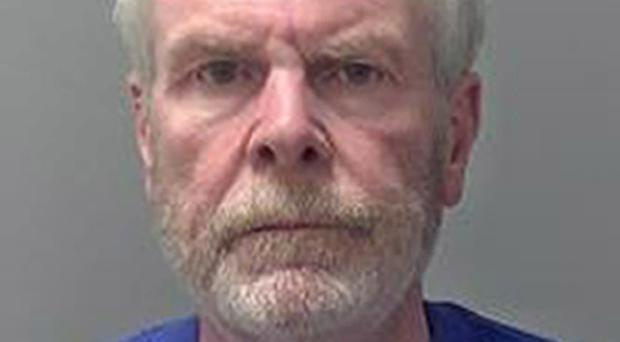 Stephen Searle has been found guilty of killing his wife (Suffolk Police/PA)
