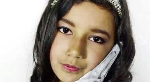 Jessica Urbano Ramirez, 12, died in the Grenfell Tower fire (Grenfell Tower Inquiry/PA)