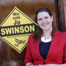Jo Swinson is on maternity leave (Yui Mok/PA)