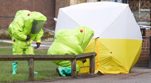 Novichok poisoning: 'Russian suspects identified' in Skripal attack
