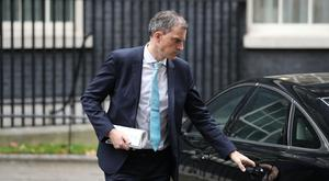 Chief whip Julian Smith is facing calls to resign over the voting pact 'error' (Stefan Rousseau/PA)