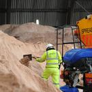 Council spending on gritting is being reduced, according to AA analysis (Joe Giddens/PA)