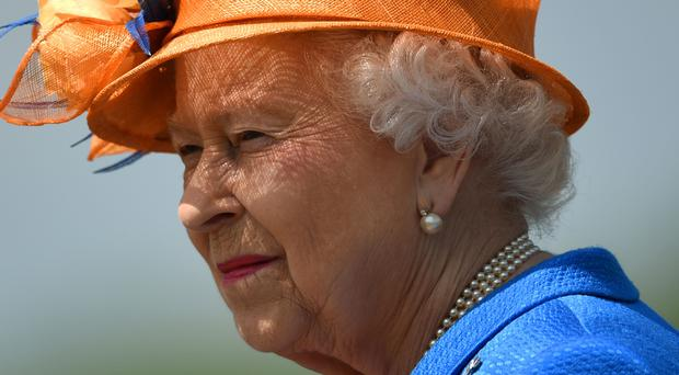 The Queen's expenditure also increased (Joe Giddens/PA)