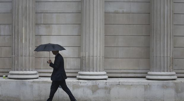 Yellow weather warnings are in place across parts of the country, including London (Philip Toscano/PA)
