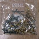 A bag of screws that was found by officers searching the secret hideout (North East CTU/PA)