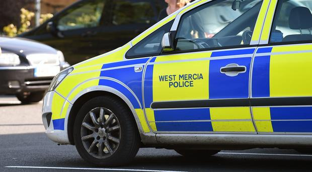 West Mercia Police have appealed for witnesses (PA)