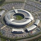 GCHQ is based in Cheltenham (GCHQ/PA)