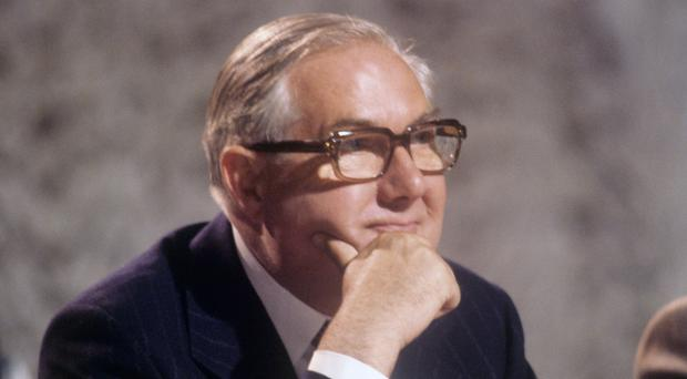 James Callaghan wanted to oust left-wing union leaders (PA)