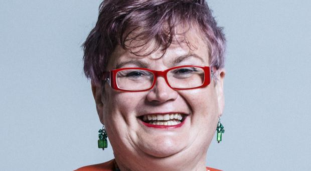 Carolyn Harris (Chris McAndrew/UK Parliament/PA)