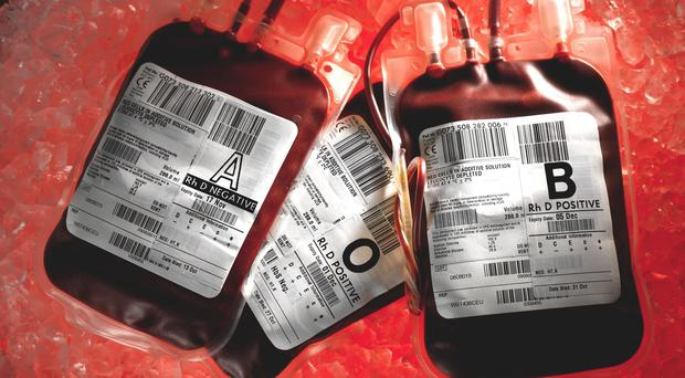 O negative blood is urgently needed (NHSBT/ PA)
