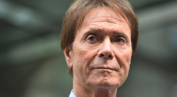 Sir Cliff sued over BBC coverage of a South Yorkshire Police raid on his home (Victoria Jones/PA)
