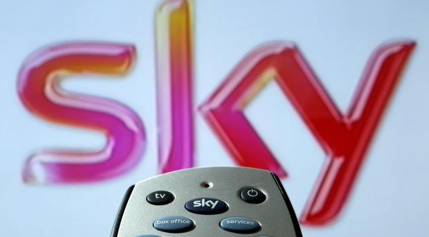 Pay TV giant Sky has reported a 7% rebound in annual earnings and cheered its global appeal as it remains at the centre of a takeover battle between suitors 21st Century Fox and Comcast. (Chris Radburn/PA)