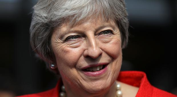 It's been a tough year for Theresa May (Christopher Furlong/PA)