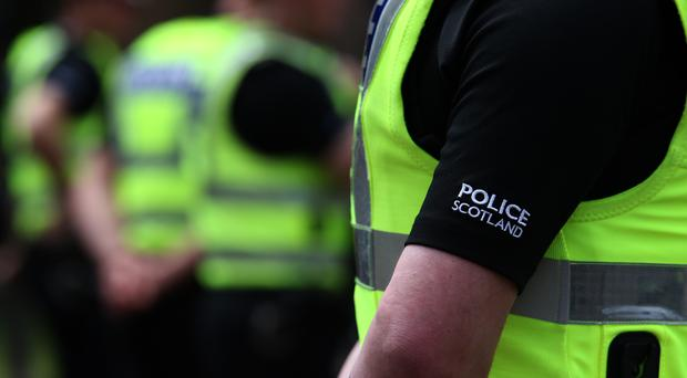 Police Scotland said five people died in the crash (Andrew Milligan/PA)