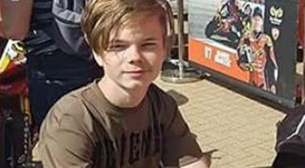 Ben Quartermaine, 15, who died after getting into difficulty whilst in water near to Clacton Pier (Essex Police/PA)