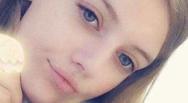 Lucy McHugh, 13, was found dead on Thursday morning (Hampshire Police/PA)