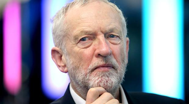 Jeremy Corbyn has come under fire from within his own party over anti-Semitism (Jane Barlow/PA)