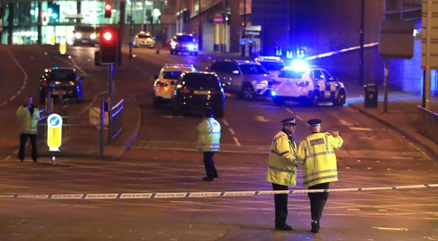 The report was published in the wake of the Manchester Arena terror attack (Peter Byrne/PA)