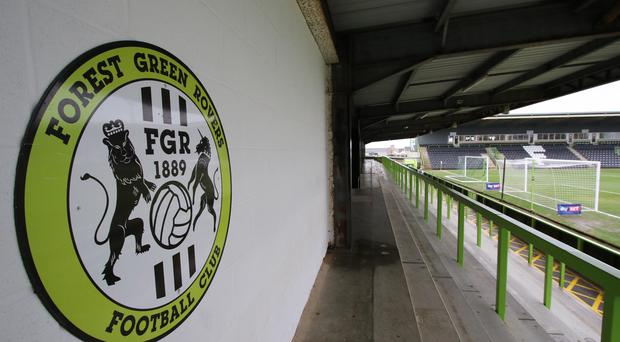 Forest Green Rovers have been certified by the UN as the world's first carbon-neutral football club (Mark Kerton/EMPICS Sport)