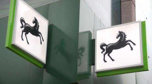 Lloyds Banking Group has thanked a cost-cutting drive for helping deliver a 23% rise in half-year profits (Yui Mok/PA)