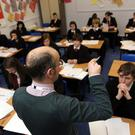 Lasrge number of teachers have been lost to the profession