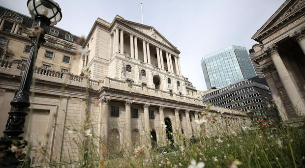 The Bank of England has raised interest rates to 0.75% (Philip Toscano/PA)