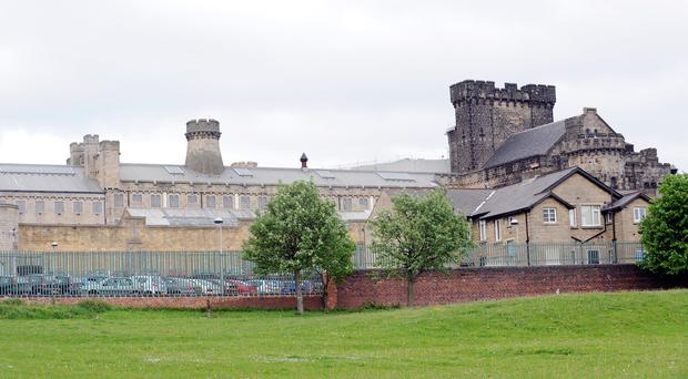 A prisoner at HMP Leeds killed his cellmate (Anna Gowthorpe/PA)