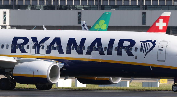 Ryanair pilots confirmed last night they will refuse to work next Friday, August 10 (stock picture)