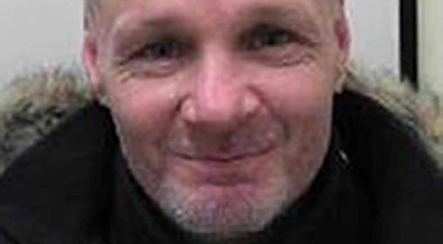 Steven Chamberlain who was last seen at HMP Leyhill in Gloucestershire on Friday (Avon and Somerset Constabulary/PA)